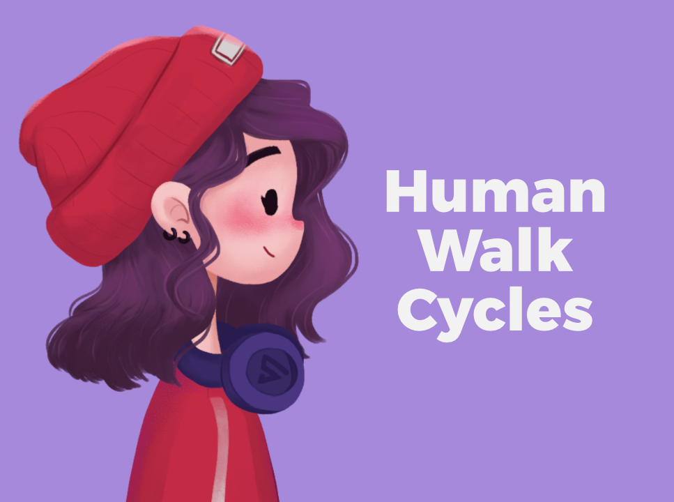 Human Walk Cycles