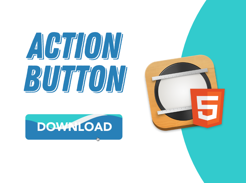 No Coding Animated Play Buttons