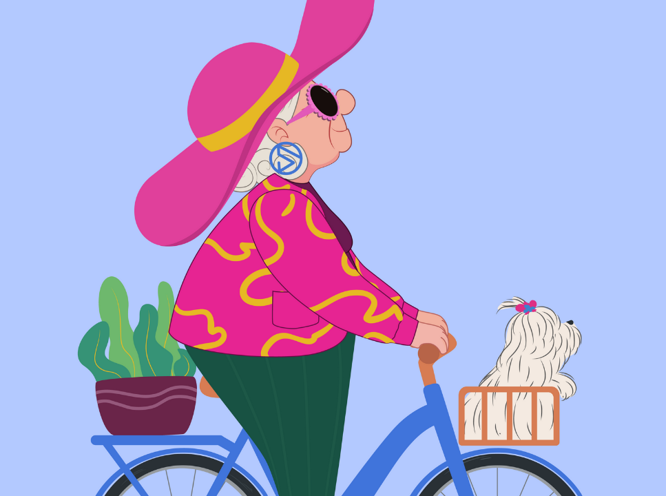 Cycling Animation