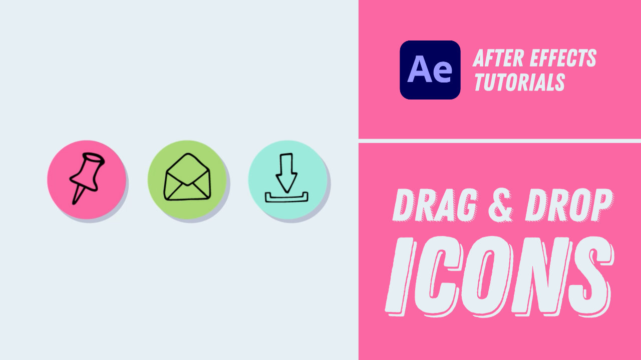 Drag & Drop Icons