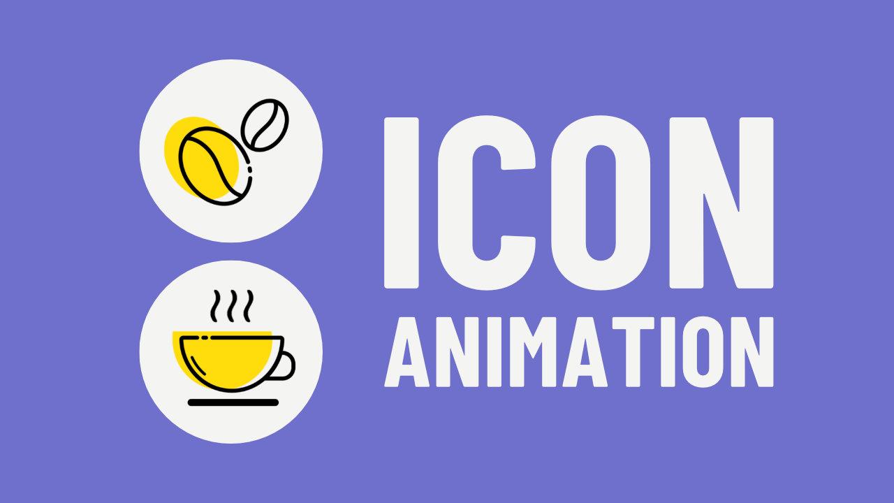 Icon Animatiton